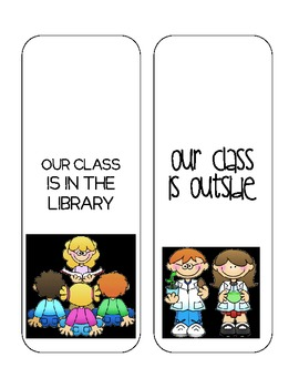 Door Hangers for Your Classroom