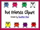 Dot Friends Clipart/Graphics