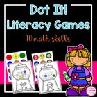 Dot It! Literacy Games