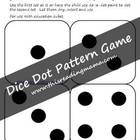 Dot and Number Word Inserts for Educational Cubes
