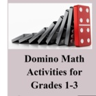 Dots Fun: Primary Math Activities &amp; Games Using Dominoes