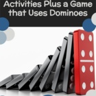Dots Fun for Everyone - FREE Activities &amp; Game that Uses Dominoes