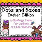 Dots and Boxes - Easter Edition