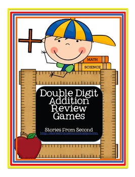 Double Digit Addition Games