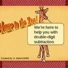 Double Digit Subtraction Power Point Presentation