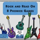 Double Final Consonants Games  {Rock and Roll }