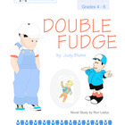 Double Fudge by Judy Blume: Novel study for Grades 4-6