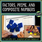 Double Scoop Lesson:  Introducing Arrays, Factors, and Pri