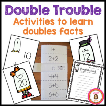 Double Trouble: Activities to learn doubles facts