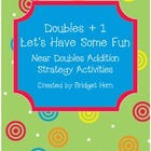 Doubles + 1 Let&#039;s Have Some Fun - Near Doubles Strategy Ac