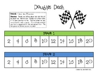 Doubles Dash Addition Game
