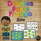 DOUBLES FROGGO Kindergarten & First Grade, Math Stations Game