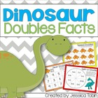 Doubles and Near Doubles Addition: &quot;Dino Doubles&quot;