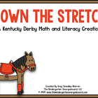 Down The Stretch:  Common Core Aligned Kentucky Derby Math