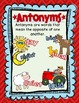 Down on the Farm- A Classroom or Hallway Antonym Hunt
