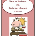 Down on the Farm with Math and Literacy