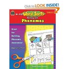 Dr. Fry's Word Sorts: Working with Phonemes [Paperback]