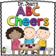 Dr. Jean&#039;s ABC Cheers {Alphabet, cards, and chart}