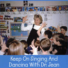 Dr. Jean's Hello Neighbor from Keep On Singing Pre-K to 2