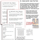 Dr. Jekyll and Mr. Hyde Test Pack