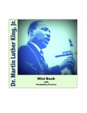 Dr. Martin Luther King Mini Book