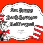 Dr. Seuss Book Review {Hat Project}