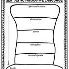 Dr. Seuss Figurative Language Graphic Organizer