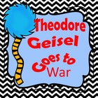 Theodore Geisel Goes to War