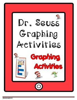 Dr Seuss Graphing Activities Center