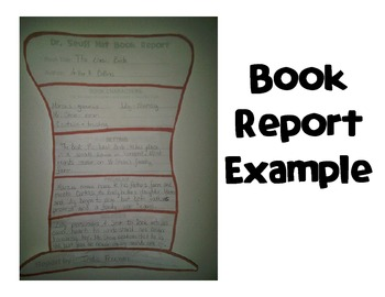 Dr. Seuss Hat Book Report