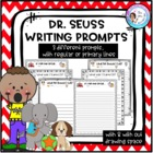 Dr. Suess Theme Writing Prompts
