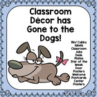 Dragon Labels and More: Classroom Decor Set
