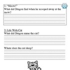 Dragon's Fat Cat: Comprehension Questions