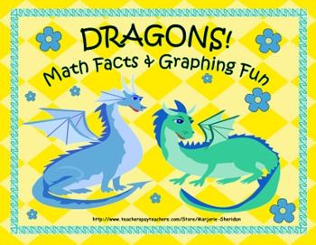 Dragons! Math Facts and Graphing Fun