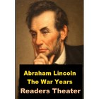 Drama - Abraham Lincoln, the War Years