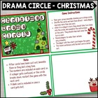 Drama Circle - Christmas Theme
