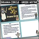 Drama Circle - Greek Myth