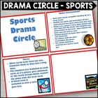 Drama Circle - Sports Theme