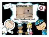 Dramatic Play Hats, Headbands, and Helmets