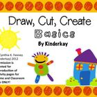 Draw, Cut, Create BASICS packet