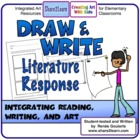 Draw and Write Literature Response