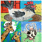Drawing Animals Art Lessons