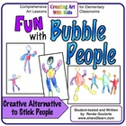 Drawing Bubble People