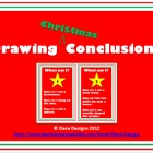 Drawing Christmas Conclusions
