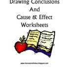 Drawing Conclusions & Cause & Effect Practice