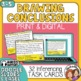 Drawing Conclusions Task Cards: 32 Multiple Choice Story Cards