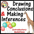 Drawing Conclusions and Making Inferences - Introductory Lesson