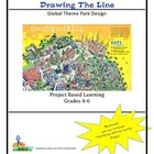 Drawing The Line - Global Theme Park Design  Grades 4-5