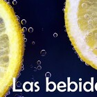 Drinks (Las bebidas) Power Point in Spanish (26 slides)