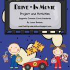 Drive-In Movie ~ Project & Activities